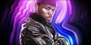 50 Cent Smudge by Gooberfx