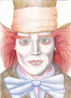 The Mad Hatter by wyguy5