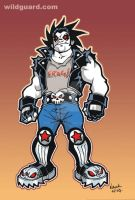 L'il Lobo by ToddNauck