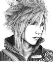 Cloud Strife Detail by ska112
