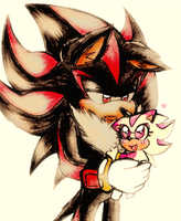 I'll Protect You by no1shadow
