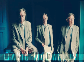 David McCallum Wallpaper by Nyssa-89