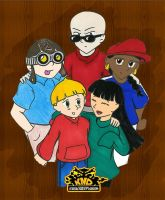 Codename: Kids Next Door by Merodi-no-Yami