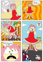 Amy Rose Grows Page 2 by EmperorNortonII
