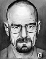 Walter White by cconnell