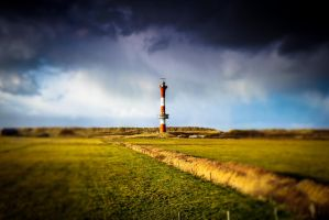 Light house. by DrDrum666