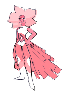 Pink Diamond by wunking