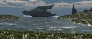 outtosea YachtA3 by fractal2cry