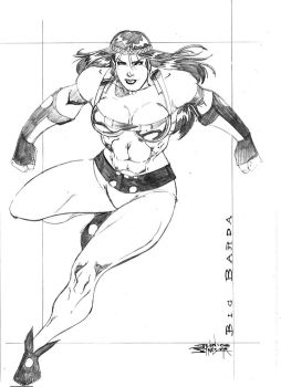 Barda 031109 by JeanSinclairArts