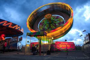 Beauce Carnival, Timmins Ontario by CKoosta