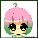 AT: Chibi Headshot Yuniie-chan by MechanicMocha
