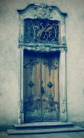 The door to my mind. by Natsza
