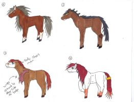 Horse adopt sheet #2 (1 POINT) CLOSED by XTwilight-SerenityX