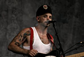 Kahn Morbee from The Parlotones by h-r-hill