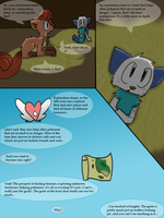 PMD: EoH Chapter 1 - 36 by Evildraws