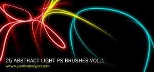 Free Photoshop Brushes Vol.1 by youthedesigner