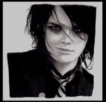 Gerard Way by Inimitable-Aesthete