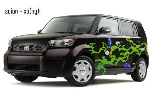 Scion XB-NG by zxephin