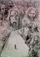 The Walking Dead by makwacheong