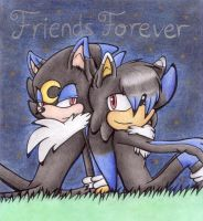 .:Friends Forever X3:. by LostDreamer92