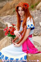 Zelda: Marin by the Beach by Adella