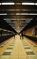 Following the red line V by Zouberi