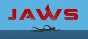 Jaws Movie Updated Logo by tanman1