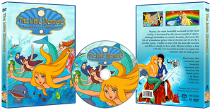 The Little Mermaid Anime by enigmawing