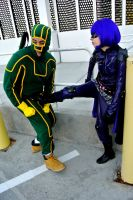 Kick-Ass 2 - 03 - Groin by StarDragon77