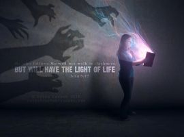 Light of life by kevron2001