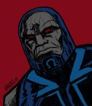 Hail to the Darkseid, Baby by JNcomix