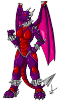 Arkeyan Cynder by QuickTron