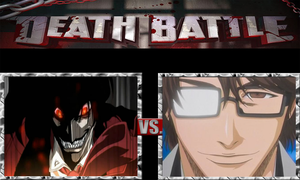 Alucard vs. Aizen by ScarecrowsMainFan