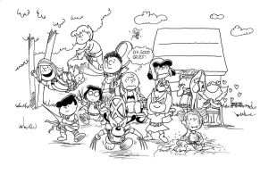X-Peanuts INKS by Theamat