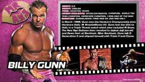 WWE Billy Gunn ID Wallpaper Widescreen by Timetravel6000v2
