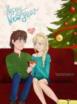 Happy New Year #2 by DianAxColibrY
