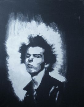 Sid Vicious by Ace-McGuire