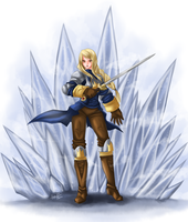 FFT - Stasis Sword by Hideyo