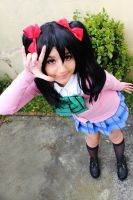 I'll make your hearts smile with a Nico Nico ni! by IcchPOTATO