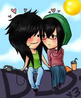 Twin Luv 4Ever by DeerestHammy