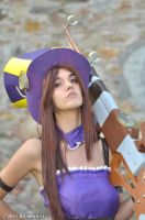 Caitlyn:The Sheriff of Piltover by MokaKiryuu