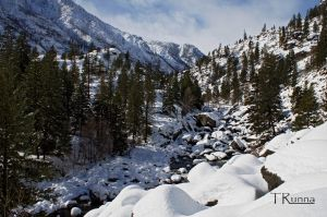 Icicle Creek by TRunna