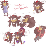 Shadow boom-wat by hayleigh