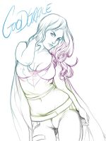 waist up sketch sample by goodgrace1