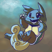 Wartortle by mypokemans