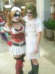 Joker and Harley AB '10 by Dragonrider1227
