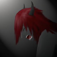 Demons cry... by Twillight-Angel