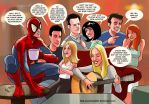 TLIID 188: Spider-Man and his Friends by AxelMedellin