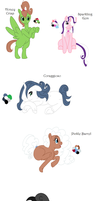 MLP Adoption Page -CLOSED- by ChopstickGirl241