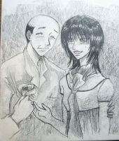 Honda-Sama and Sohma-Sama, FB by AmberPalette